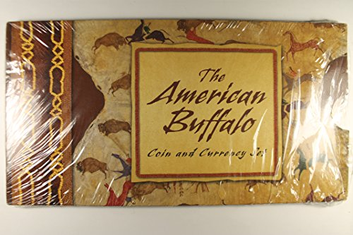 2001 D The American Buffalo Coin And Currency Set $1 Uncirculated US (1899 Silver Certificate)