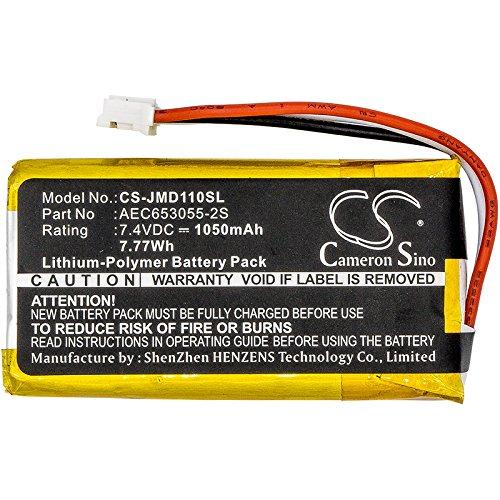 Bateria : Jbl Flip 1 1050mah ( Aec653055-2s )