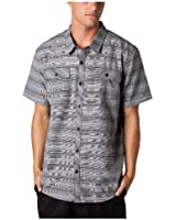 O'Neill Men's Grey Srtiped Shirt