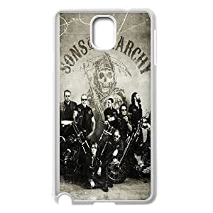 Sons of Anarchy for Samsung Galaxy Note 3 Cell Phone Case & Custom Phone Case Cover R54A650195