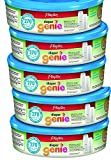 Health & Personal Care : Playtex Diaper Genie Refill 1350 Total - (5 Pack 270 Count Each)