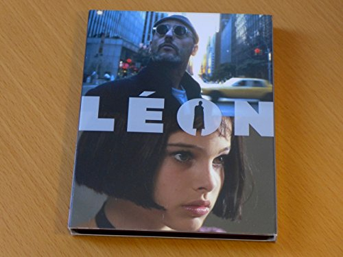 Leon Kimchi Exclusive #6 Numbered Blu-Ray Steelbook Limited to 500 Copies - 1/4 Slip Edition + Artcards ()