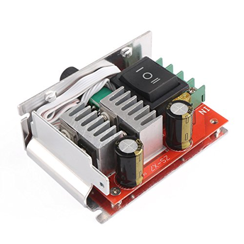 Drok 090487 Pwm Dc Stepper Motor Speed Controller Pulse