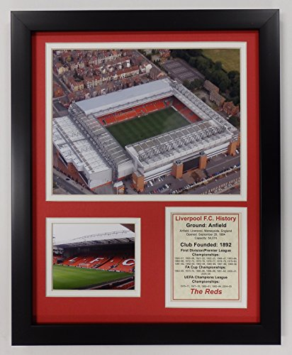 Liverpool F.C. - Anfield Framed 12