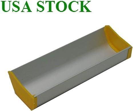 10 Emulsion Scoop Coater Silk Screen Printing Aluminum Coating Tool USA Stock