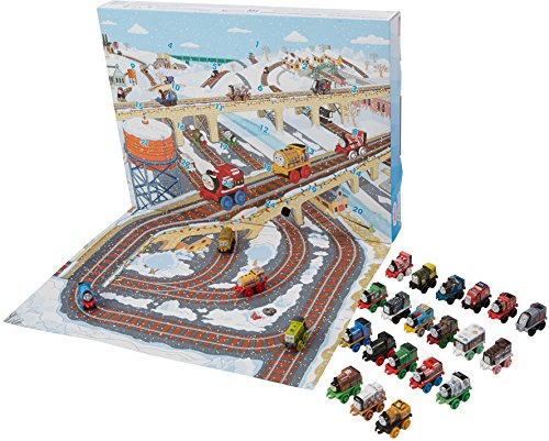 Thomas & Friends Fisher-Price MINIS, Advent Calendar by Thomas & Friends