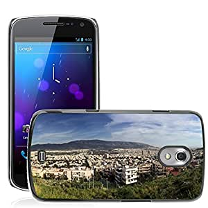 Hot Style Cell Phone PC Hard Case Cover // M00169060 Athens Attiko Alssos Greece Panorama // Samsung Galaxy Nexus GT-i9250 i9250