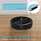 Robot Vacuum Cleaner with Mop IMASS A3-VBL Robotic