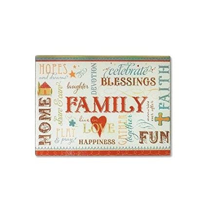 Family Cutting Board Abbey Press 55132T NON-CLASSIFIABLE