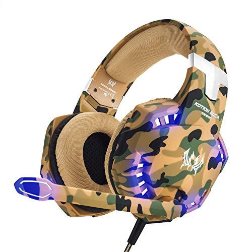 🥇 EasySMX Auriculares con Microfono
