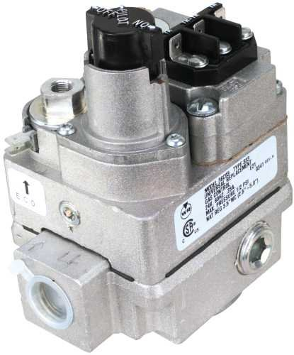 White Rodgers 36C03-333 Gas Control Valve Side Outlet 24V