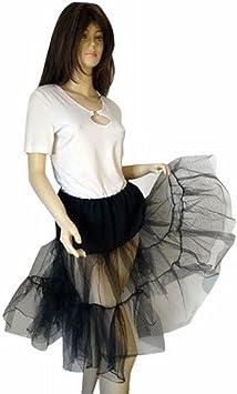 Vestido de la enagua de las enaguas y faldas círculo baile vestido ...