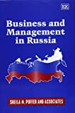 Business and Management in Russia, Puffer, Sheila M., 1858983614