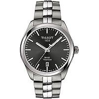 Tissot T101.410.44.061.00 Men's Watch PR 100 Silver 39mm Titanium