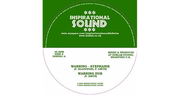 Warning Dub By Inspirational Sound On Amazon Music