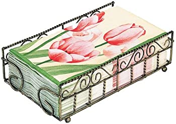 Boston International Garden Gate Design Napkin Holder