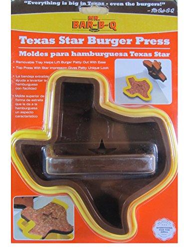 Mr Bar B Q 94172X Texas Burger product image