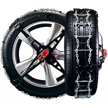 MAGGI - CADENAS DE NIEVE MODELO TRAK AUTO GRUPO 212 MEDIDAS CON R13, R14, R15, R16, R17, R18, R19, R20 HOMOLOGADAS: Amazon.es: Coche y moto