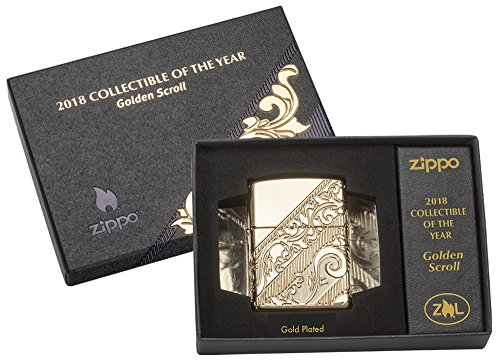 Zippo 2018 Lighter of The Year Gold by Zippo (Image #6)
