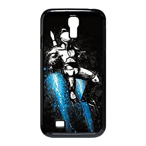C-EUR Customized Star Wars Warrior Pattern Protective Case Cover for Samsung Galaxy S4 I9500