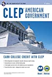 img - for CLEP  American Government Book + Online (CLEP Test Preparation) book / textbook / text book