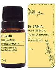 Óleo Essencial de Hortelã Pimenta 10 ml, By Samia, Multicor