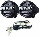 PIAA 5370 Black LED Fog Lamp Kit