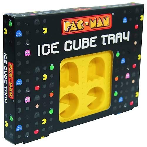 Pac-Man Silicone Ice Cube Tray by Paladone