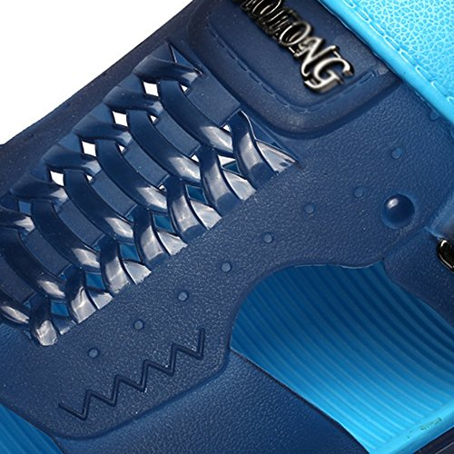 antiscivolo D Sandali A Sandali Colore dimensioni Uomo MAZHONG Sandali EU40 Sandali open estivi CN41 UK7 toe gHB8vnqx