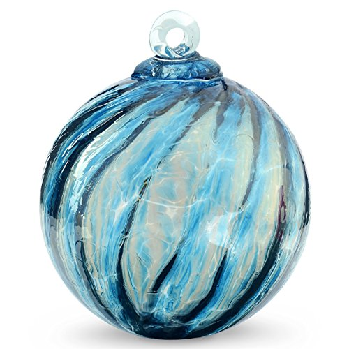 Witch Ball Ornament - 5