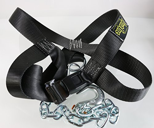 Spud Inc Adjustable Front Squat Harness Use on Belt Squat Machine Or Low Econo Pulley