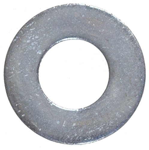 The Hillman Group 811072 Hot Dipped Galvanized Flat Washer, 3/8-Inch, 100-Pack
