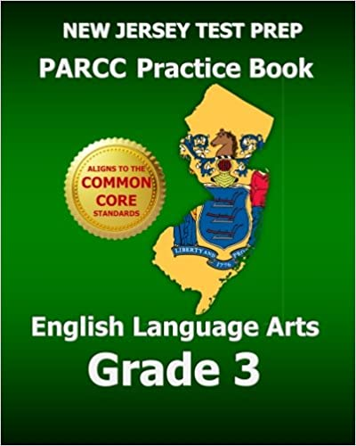 Amazon.com: NEW JERSEY TEST PREP PARCC Practice Book English ...