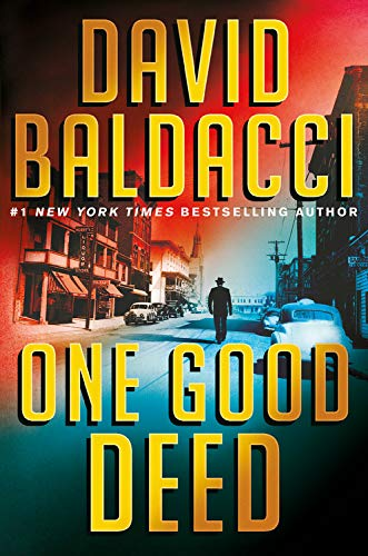 Book cover from One Good Deed by David Baldacci