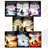Stephen King Dark Tower Collection 8 Books Set (1 To 8 Books Set)