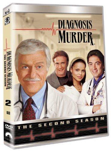 DVD : Diagnosis Murder: The Second Season (DVD)