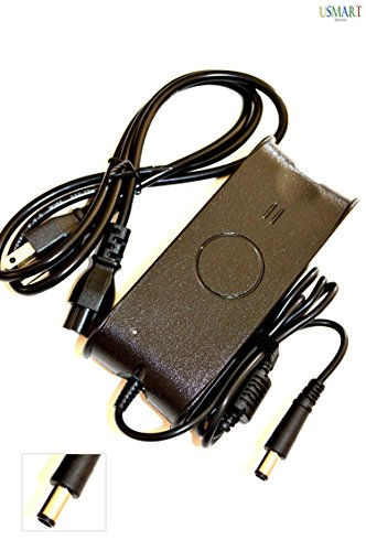 Ac Adapter Laptop Charger for DELL Inspiron 17-3721 17-3737 17-7000 17-7737; 17r-5721 DELL Inspiron 17 Series 17-7737,17-3721,17-3721,17R-5721 DELL Inspiron 17 5000 Series 17-5748, I35415001BLK Ultrabook Laptop Notebook Battery Power Supply Cord Plug