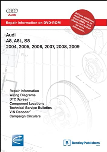 Audi a8 a8l s8 2004 2005 2006 2007 2008 2009 repair manual audi a8 a8l s8 2004 2005 2006 2007 2008 2009 repair manual on dvd rom windows 2000xp fandeluxe Image collections