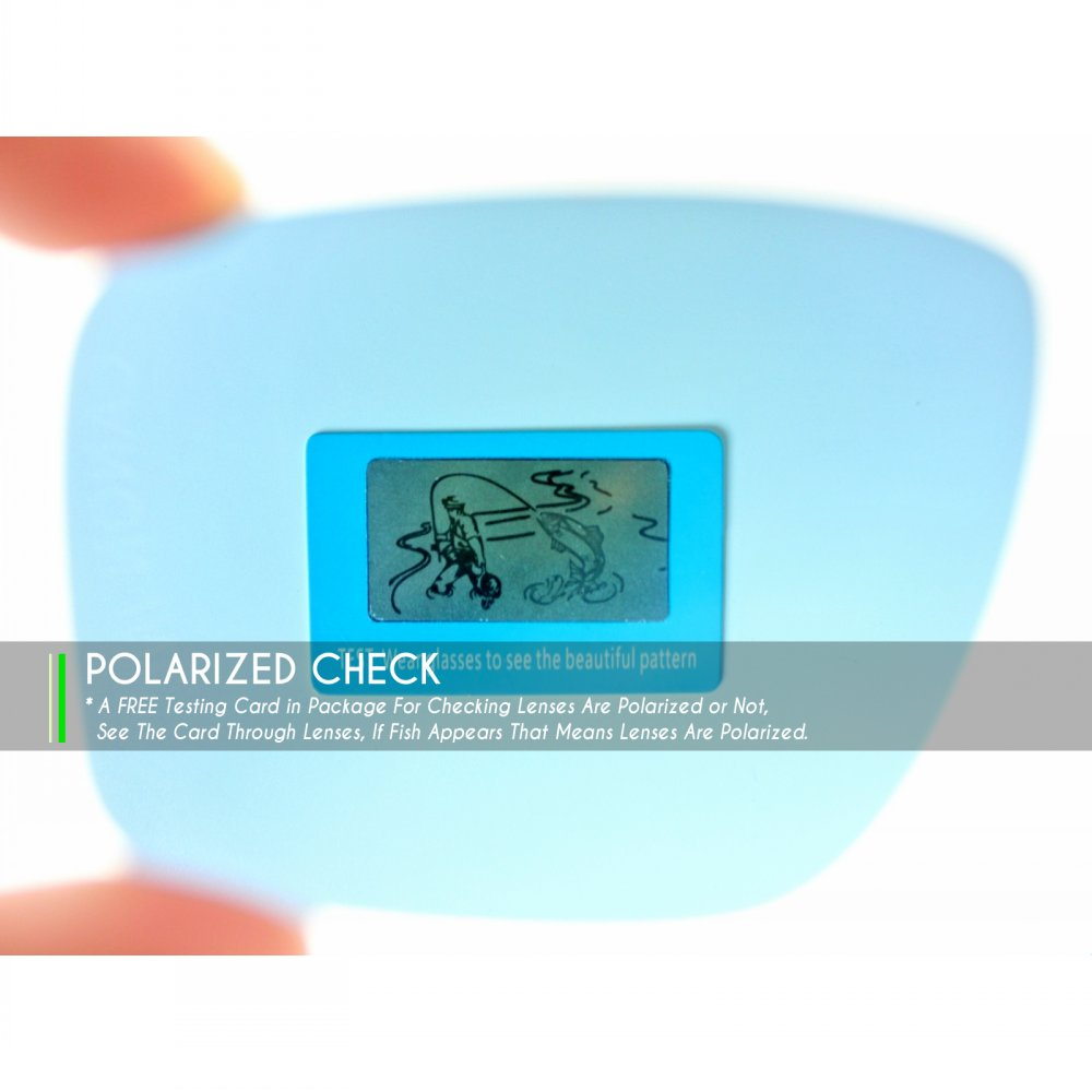 Mryok 2 Pair Polarized Replacement Lenses for Oakley Flak Jacket XLJ Sunglass - Options by Mryok (Image #4)