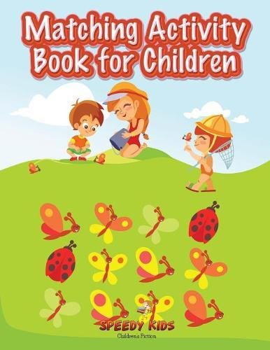 Read Online Matching Activity Book for Children ebook