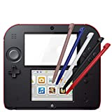 YTTL 5 Pcs Stylish Color Touch Stylus Pens Touchpen set for Nintendo 2DS
