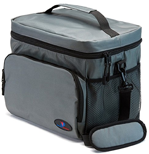 Insulated Lunch Box for