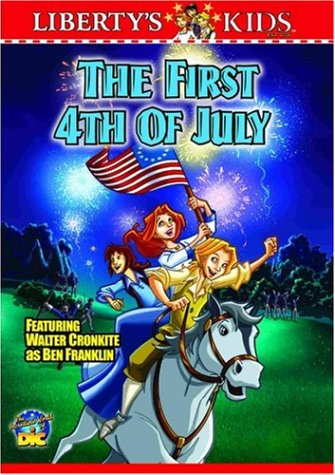 Liberty's Kids - The First Fourth of July (Liberty Kids compare prices)