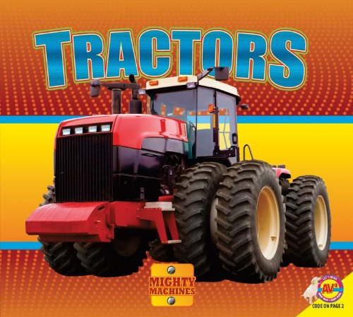 Download Tractors (Mighty Machines) PDF
