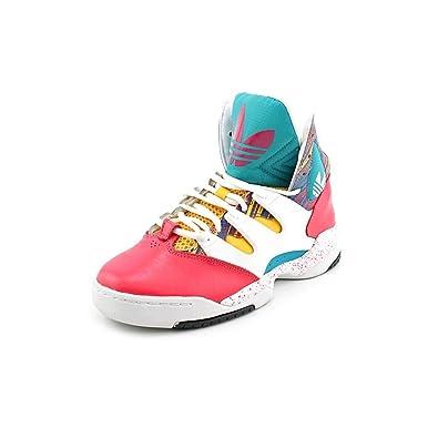 2748adda729 adidas Good Luck Charm Basketball Shoes Womens New Display  Amazon.co.uk   Shoes   Bags