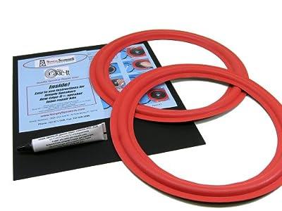"""Cerwin Vega Speaker Foam Edge Repair Kit, 12"""", FSK-12AR from Simply Speakers"""