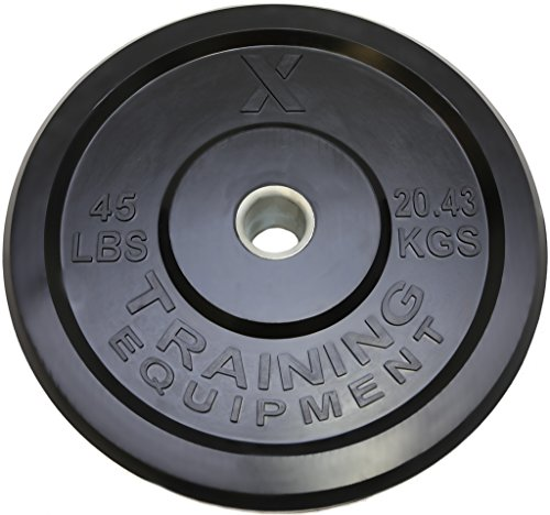 45lb-black-bumper-plate-solid-rubber-with-steel-insert-great-for-crossfit-workouts-1-x-45-lb-pound-p