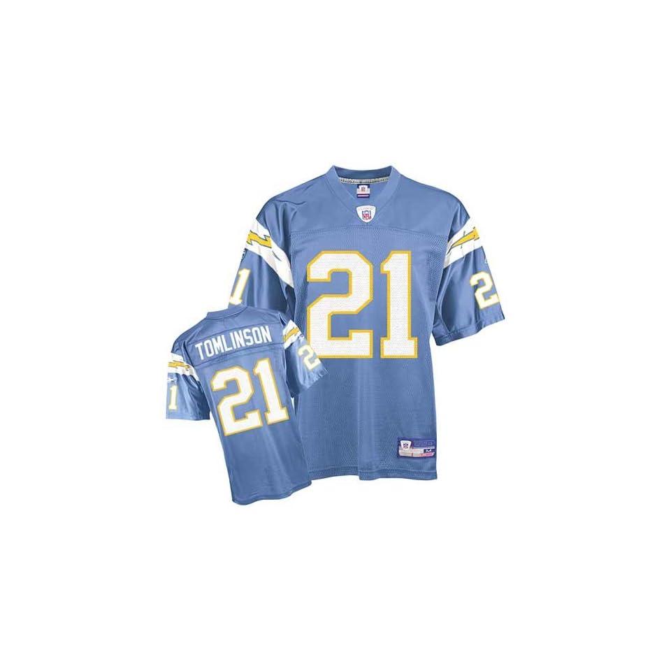 LaDainian Tomlinson #21 San Diego Chargers NFL Replica
