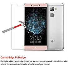 LeEco Le Pro 3 / Pro3 Tempered Glass Screen Protector Helianton 9H Hardness Easy Paste Anti-burst Anti-Scratch Anti-Explosion Rounded Edge Screen Protector (Glass)