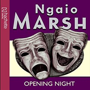 Opening Night Audiobook
